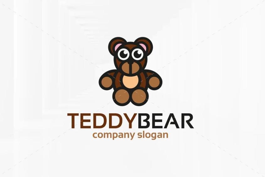 18+ FREE Teddy Bear Logo Design Templates Download