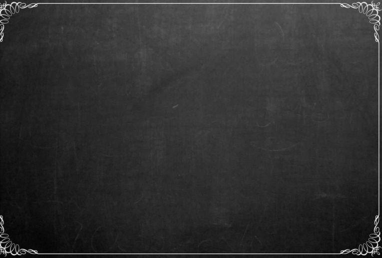 Decorative Chalkboard Background