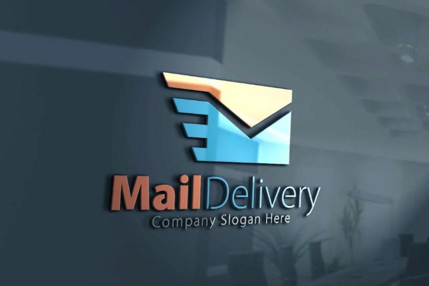 Delivery App Logo Design