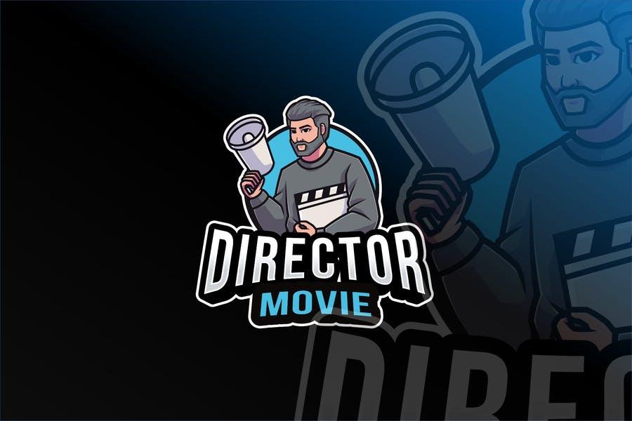 Director Mascot Identity Design