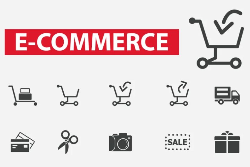 E-Commerce Sales Icons Set