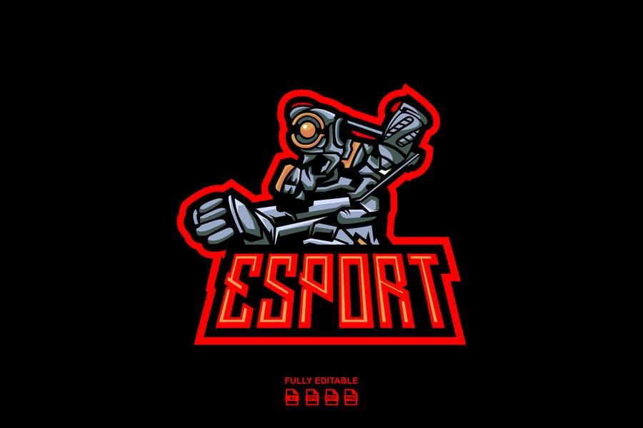E Sports Identity Design