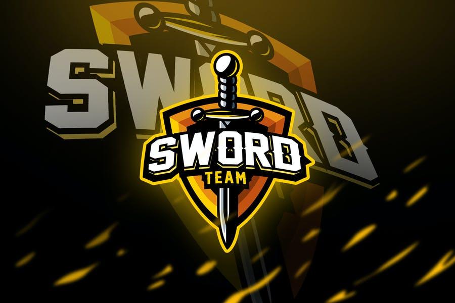 E Sports Team Logo Design