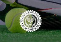 Tennis logo design
