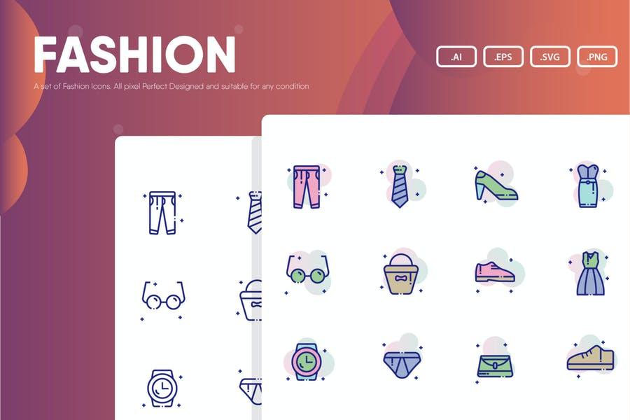 Editable Fashion Style Logo
