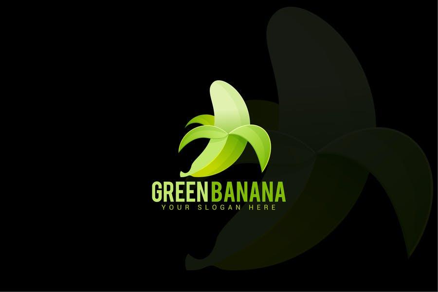 Editable Green Logo Design