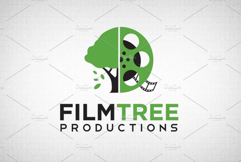 Film Tree Identity Design