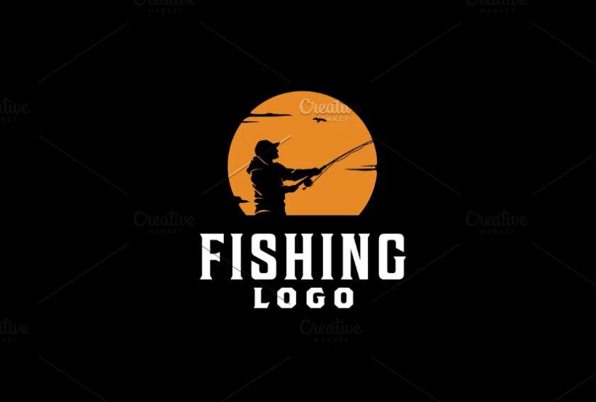 Fishing Man Illustration Design