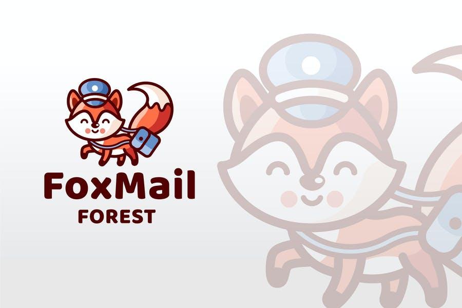 Fox Mail Identity Design