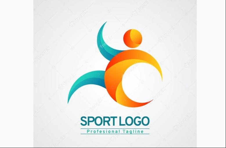 Free Abstract Sports Logo