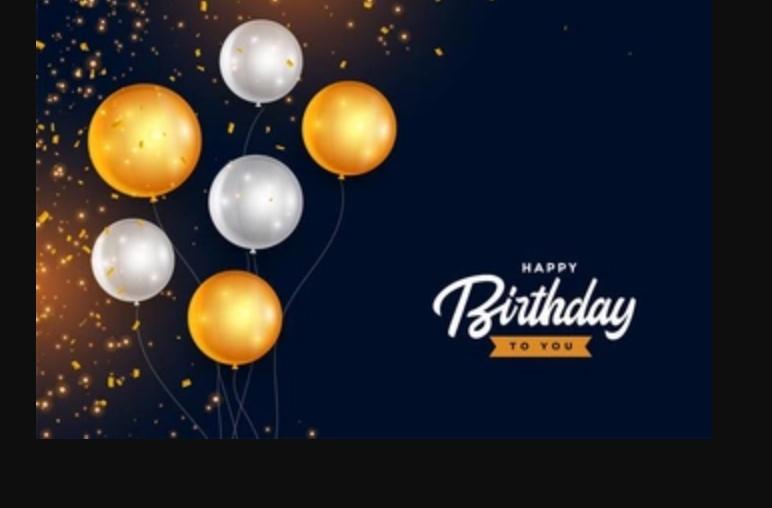 Free Balloon Background Design