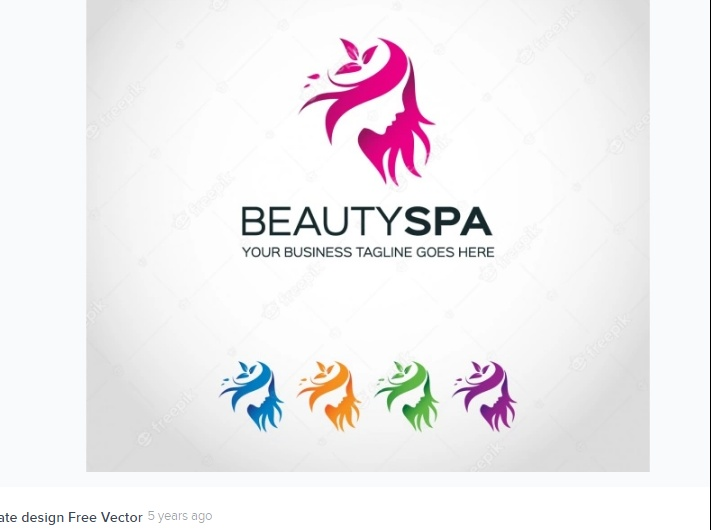 Free Beauty Spa Icons