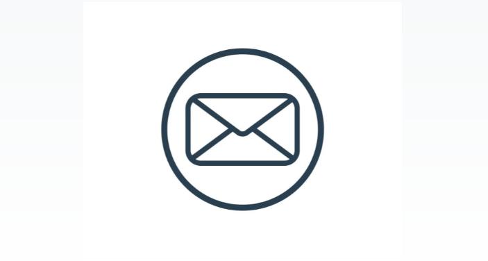 Free Circular Mail Logo