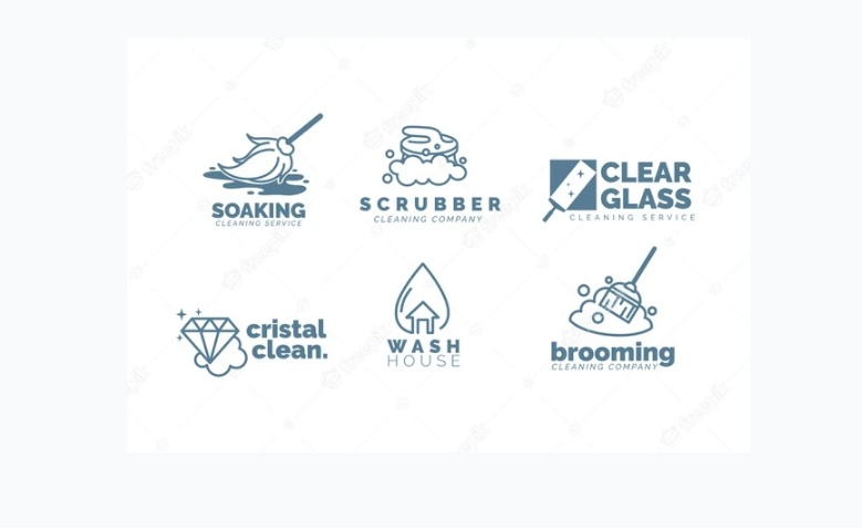 Free Cleaning Services Logo
