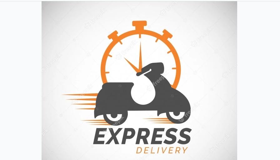 Free Express Delivery Logo Design