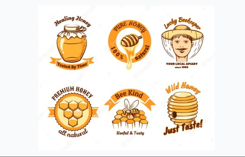 Free Honey Labels Templates