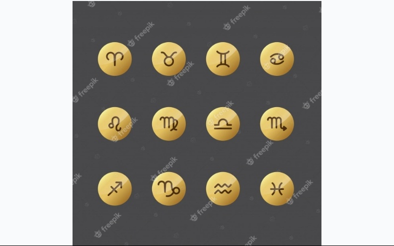 Free Horoscope Icons