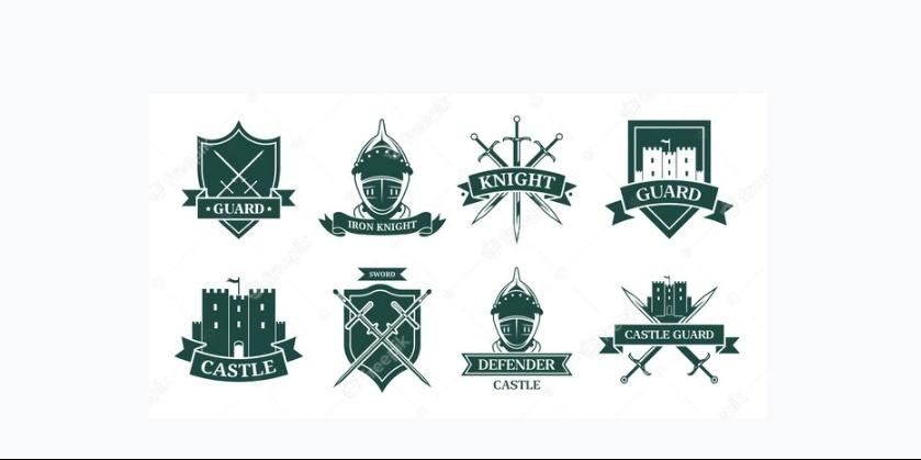Free Knight Logo Design