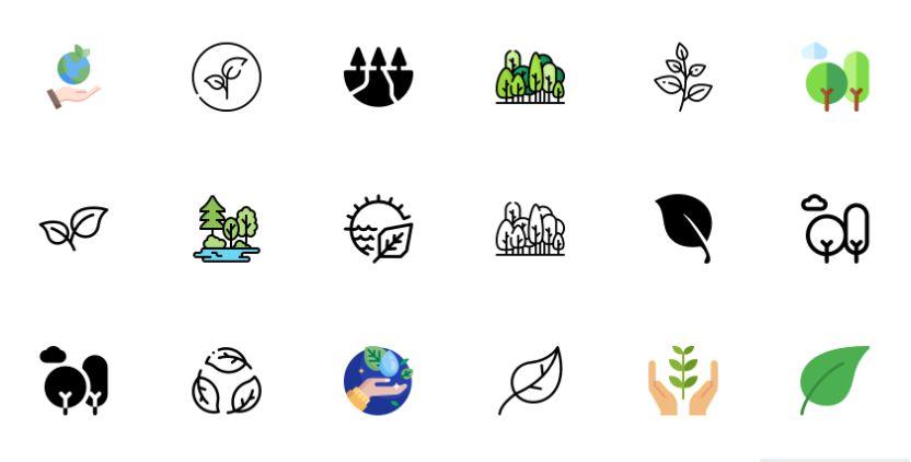 Free Natural Icons