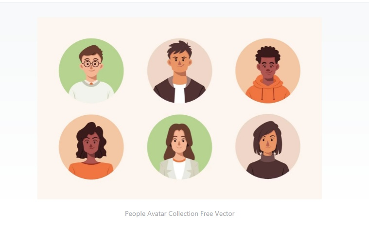 Free People Avatar Collection