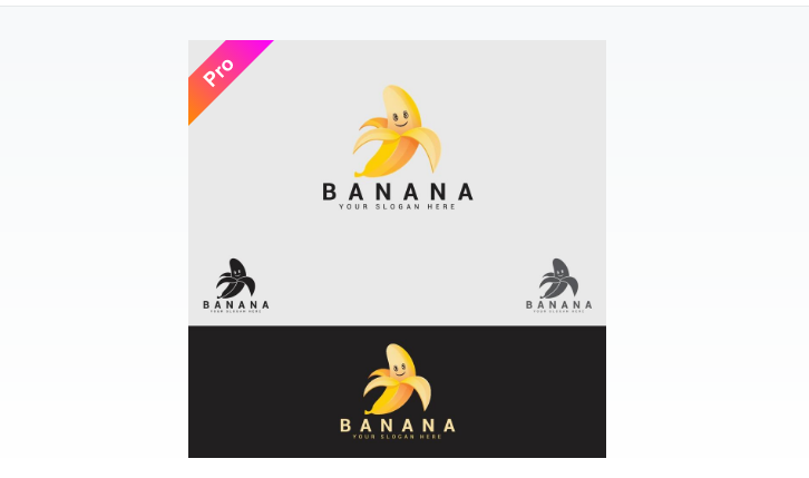 Free Simple Fruit Logo