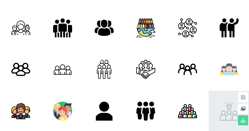 Free Simple People Icons