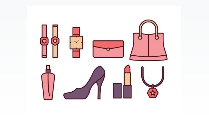 Free Women fashion Vectors