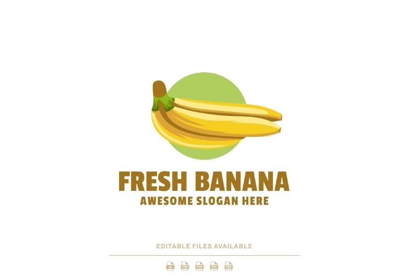 Fresh Banana Identity Design