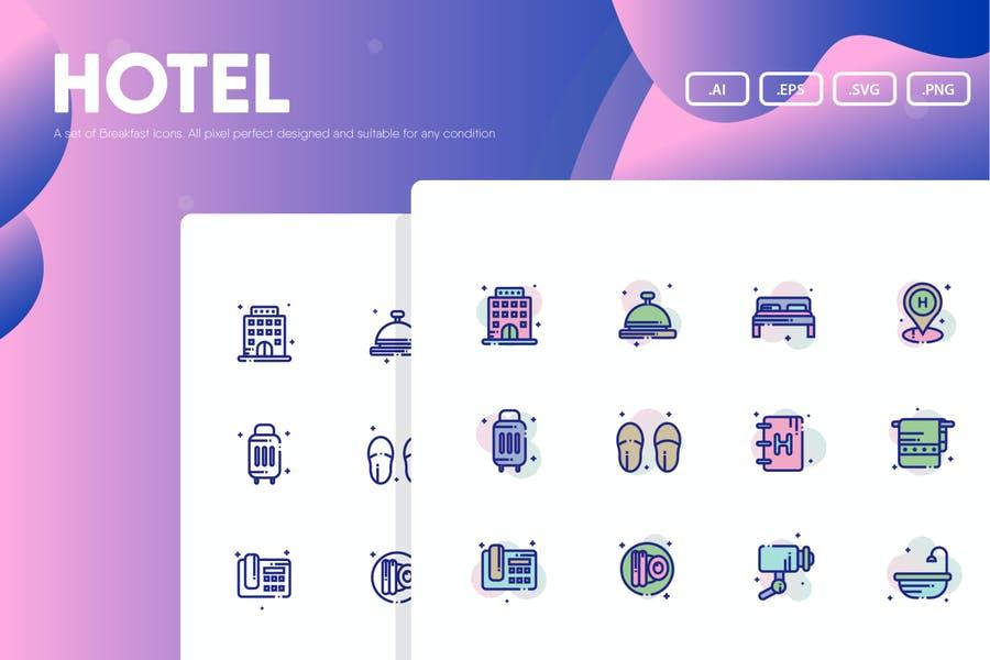 Fully Editable Vector Icons