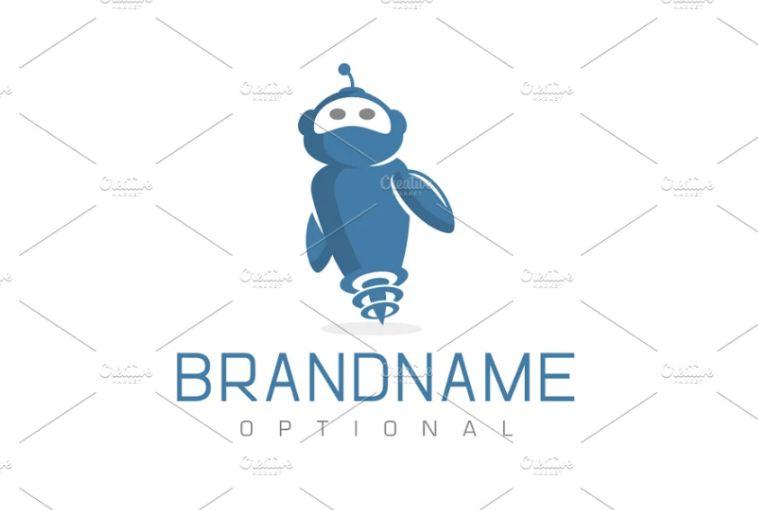 Futuristic Branding Identity Design