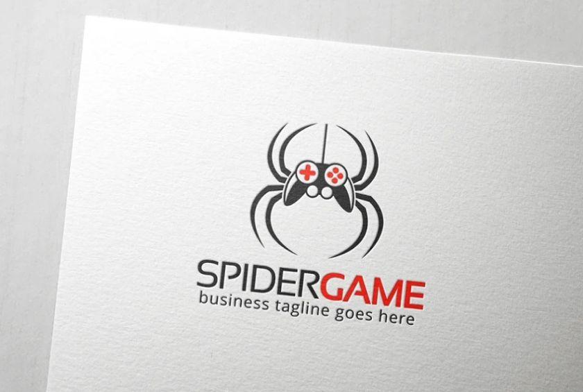 Gaming Style Identity Design