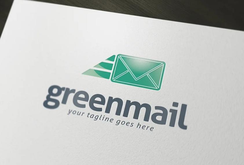 Green Mail Identity Design