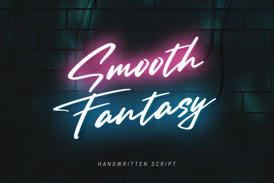Hand Written Fantasy Fonts