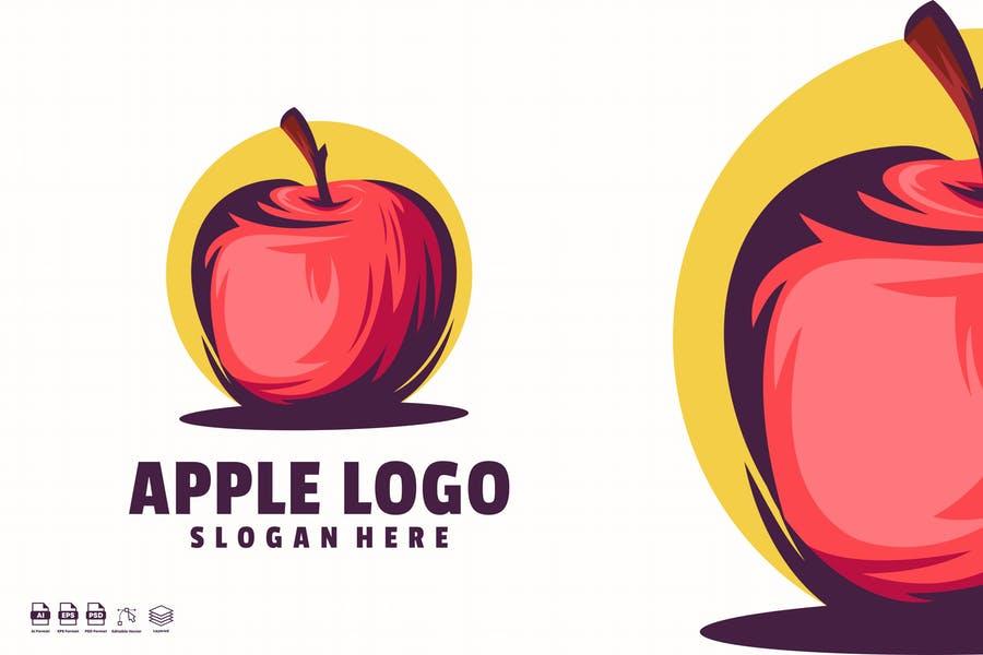 High Quality Fruit Logo