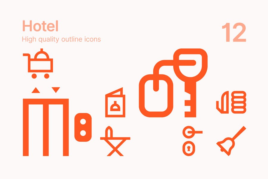 High Quality Vector Icons