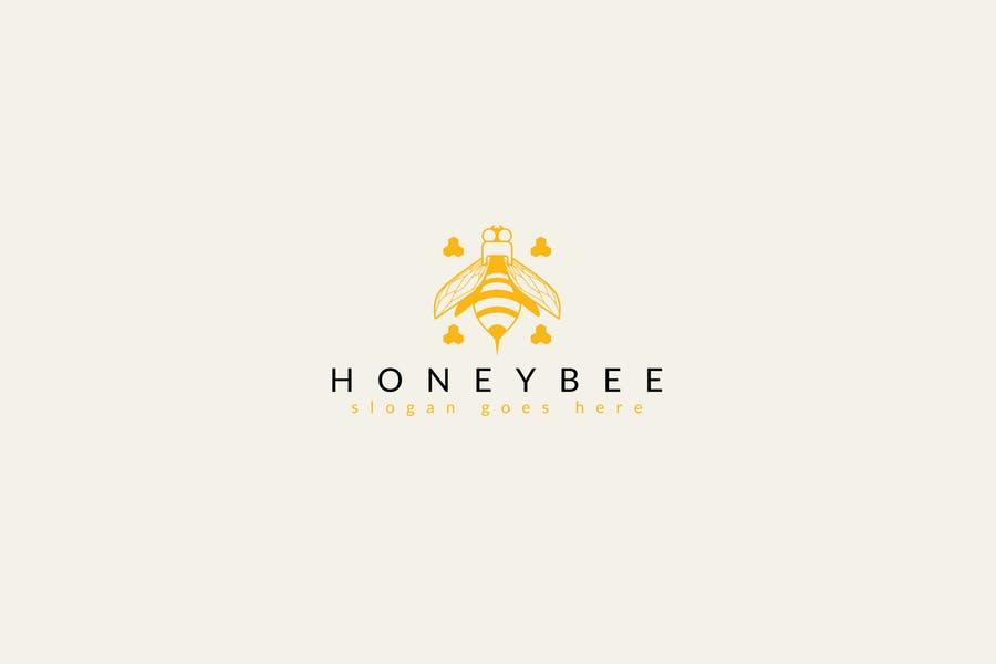 Honey Bee Identity Design