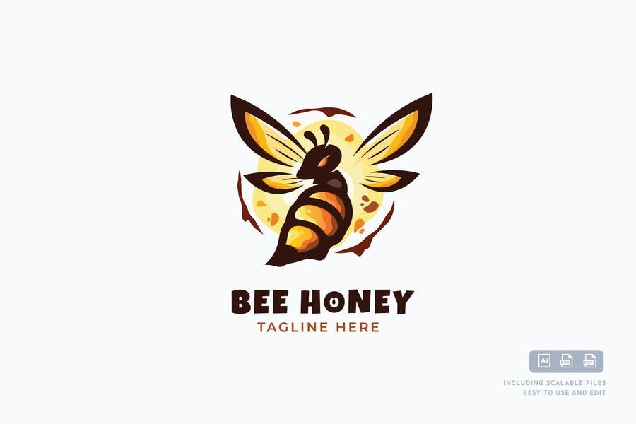 Honey Store Idenity Design