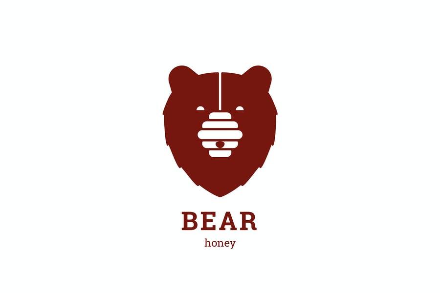 Honey and Bear Identity Design