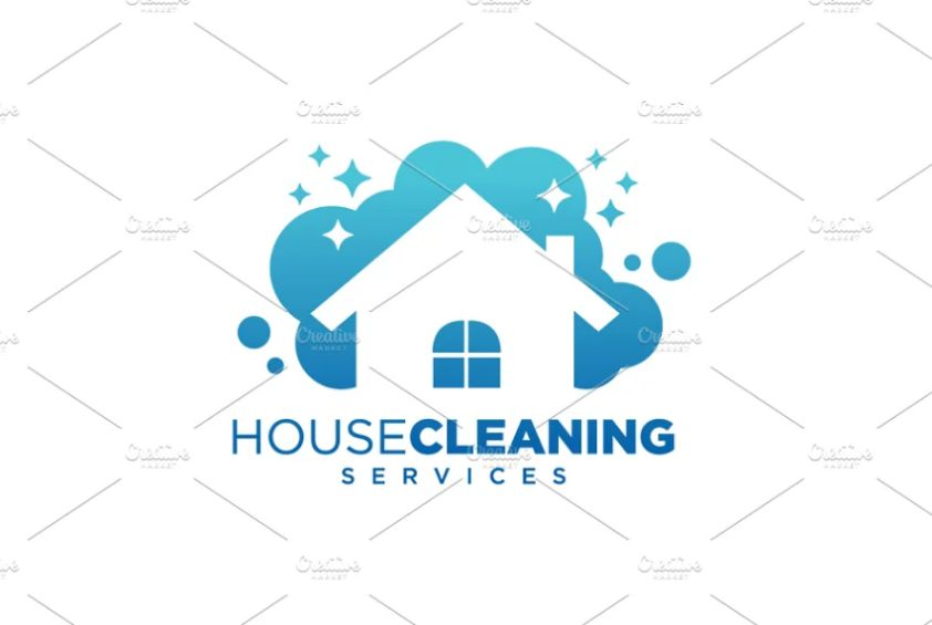 House Cleaning Identity Design