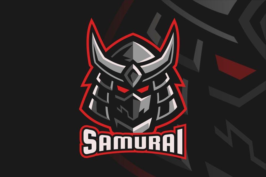 Japanese Warrior Identity Design