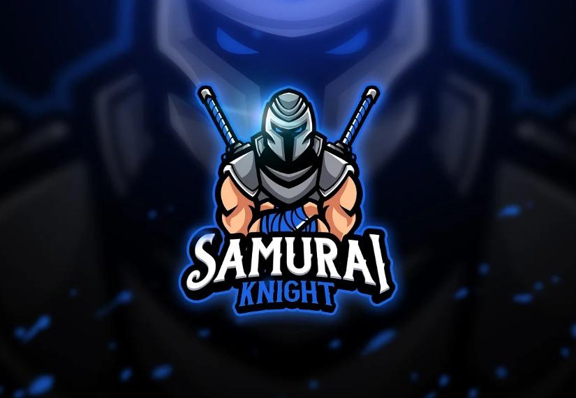 Knight Mascot Logo Design