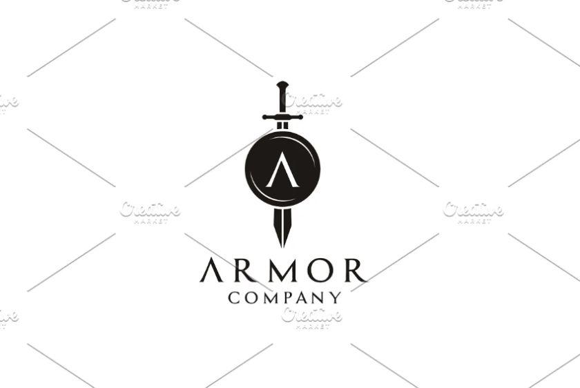 Knight Shield Identity Design