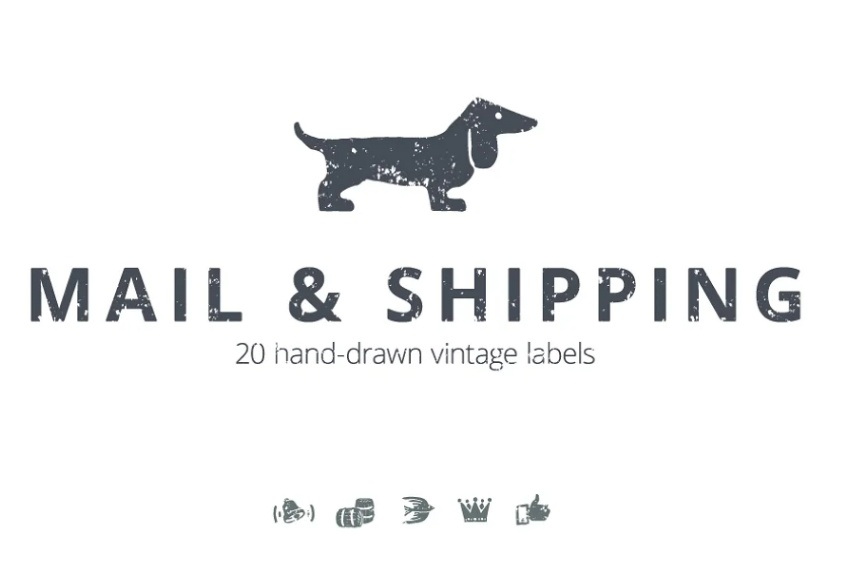 Mailing and Shipping Identity Design