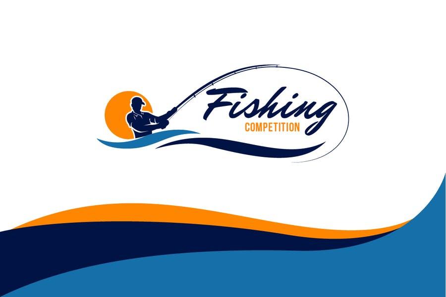 Minimal Fishing Identity Design