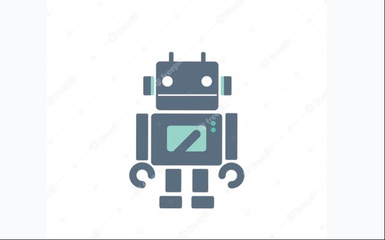 Minimal Robo Identity Design