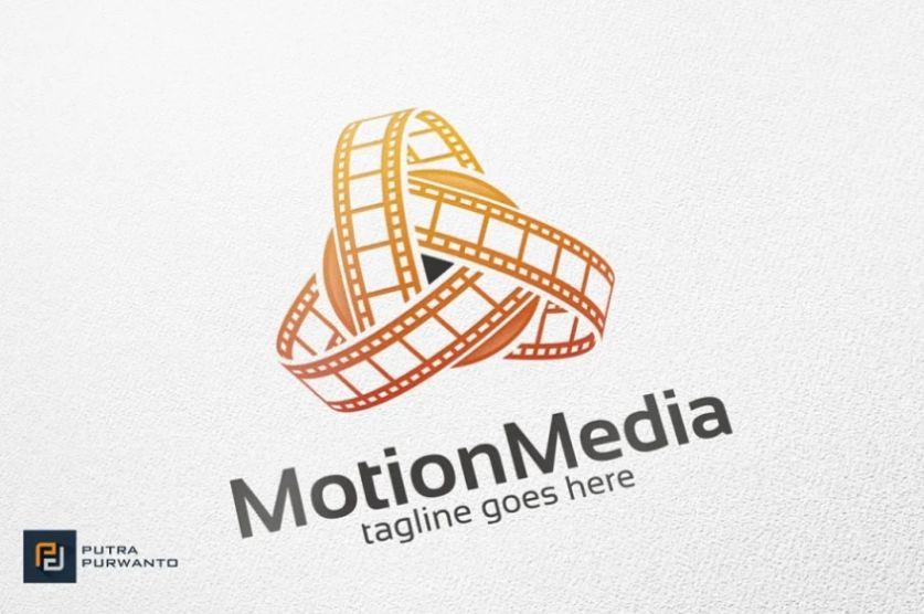 18+ Creative Film Logo Designs Template Download