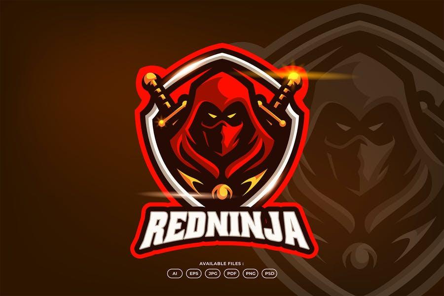 Ninja Style Logo Design