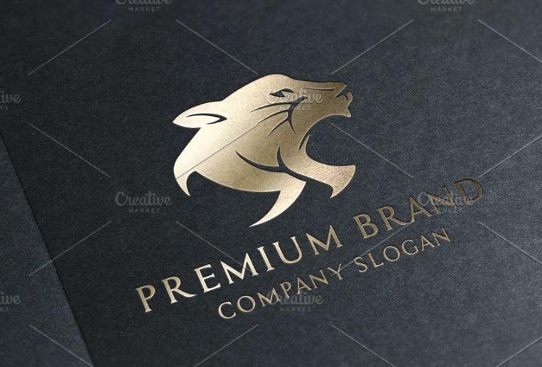 Premium Panther Logo Designs