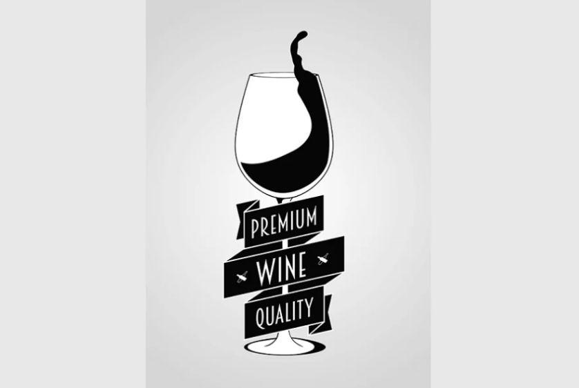 Premium Quality Wine Logo Designs