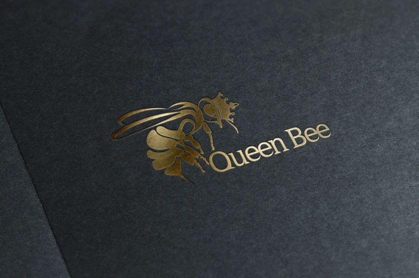 Queen Bee Identity Design